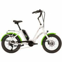 Corratec Life S AP5 RD 8 fehér-zöld 2021 E-bike