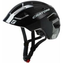 Cratoni Sisak Maxter black glossy