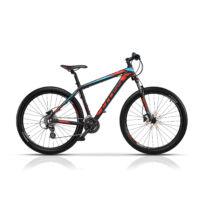 """Cross GRX 27,5"""" 2017 Mountain Bike piros/kék"""