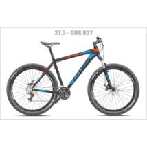 "Cross GRX 827 27,5"" 2017 férfi Mountain bike"