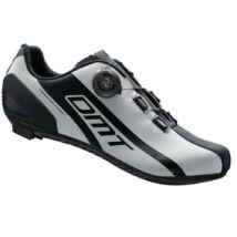 DMT R5 országúti kerékpáros cipő, fehér/fekete