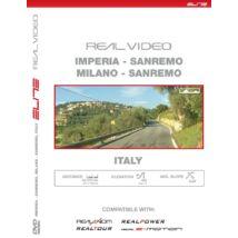 Elite görgőhöz DVD Milano Sanremo (00514.102) (Imperia - Sanremo)