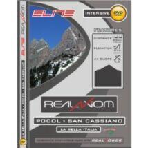 Elite görgőhöz DVD Pocol - San Cassiano