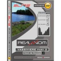Elite görgőhöz DVD Vassiviere II TdF