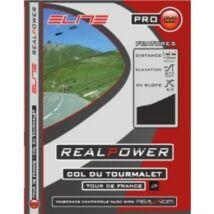 Elite görgőhöz DVD Col Du Tourmalet