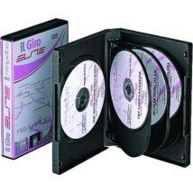 Ellite görgőhöz DVD Giro D'Italia Collection 2007