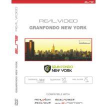 Elite görgőhöz DVD Granfondo New York