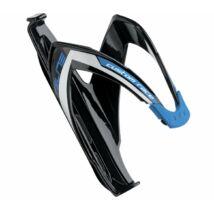 Elite Kulacstartó Custom Race Fekete Fényes/Kék Logo
