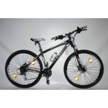 Ferrini R3 HDB 29'' 24s. Fekete-Fehér-Szürke férfi Mountain bike