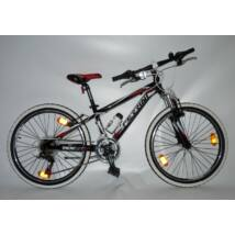 Ferrini Ride 24'' Fekete-Fehér/Piros
