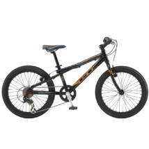 GT AGGRESSOR 20 2016 Gyerek Kerékpár fekete