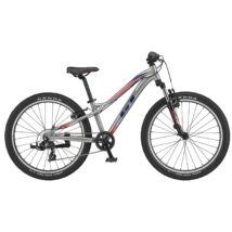 """GT STOMPER 24"""" PRIME 2021 Gyerek Kerékpár ezüst"""