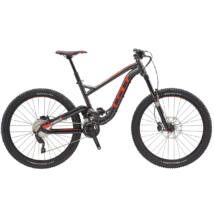 GT FORCE X 27,5 (AL) EXPERT 2016 férfi Fully Mountain Bike