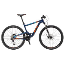 "GT HELION 29"" ELITE 2017 férfi Fully Mountain Bike"