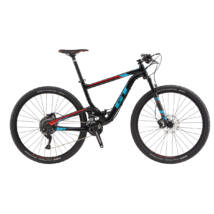 "GT HELION 29"" EXPERT 2017 férfi Fully Mountain Bike"