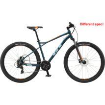 "GT Aggressor 29"" Expert Microshift 2021 férfi Mountain Bike kék"