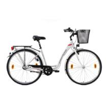 "Gepida REPTILA 100 ND 28"" 2018 női City Kerékpár fehér"