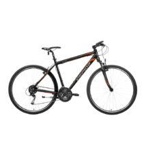 """Gepida ALBOIN 300 CRS 28"""" 2018 férfi Cross Kerékpár matt fekete"""