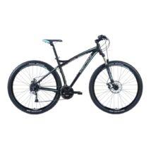 """Gepida SIRMIUM 29"""" 2018 férfi Mountain Bike matt fekete/kék"""