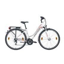 """Gepida ALBOIN 200 28"""" 2018 női Trekking Kerékpár fehér/piros"""