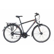 """Gepida ALBOIN 300 28"""" 2018 Trekking Kerékpár matt grafit"""