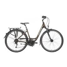 """Gepida ALBOIN 300 28"""" 2018 női Wave Trekking Kerékpár barna"""