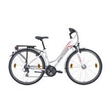 """Gepida ALBOIN 300 28"""" 2018 női Trekking Kerékpár gyöngy fehér"""