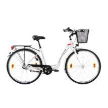 Gepida REPTILA 100 28'' 2019 női City Kerékpár fehér