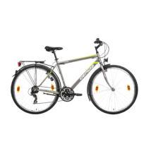 Gepida ALBOIN 100 28'' férfi Trekking Kerékpár lávaszürke