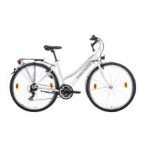 Gepida ALBOIN 100 28'' 2019 női Trekking Kerékpár fehér