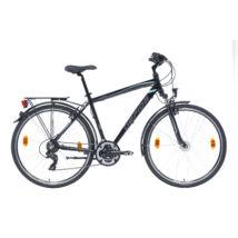 """Gepida ALBOIN 200 28"""" 2019 férfi Trekking Kerékpár fekete"""