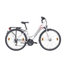 """Gepida ALBOIN 200 28"""" 2019 női Trekking Kerékpár fehér-piros"""