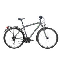 Gepida ALBOIN 200 PRO 28'' 2019 férfi Trekking Kerékpár matt grafit