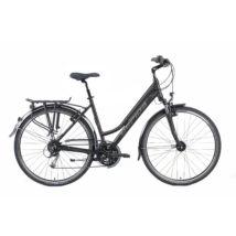 Gepida ALBOIN 200 PRO 28'' 2019 női Trekking Kerékpár matt fekete