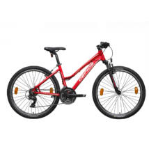 "Gepida MUNDO 26"" 2020 női Mountain Bike matt piros"