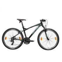 """Gepida MUNDO 26"""" 2020 férfi Mountain Bike fekete/menta"""