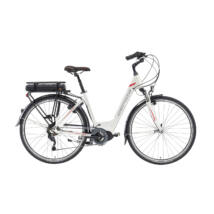 Gepida CRISIA ALTUS 7 BAF-M 2020 női E-bike matt gyöngyház fehér