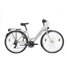 """Gepida ALBOIN 100 28"""" 2020 női Trekking Kerékpár fehér"""