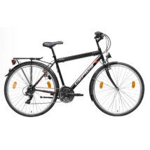 """Gepida ALBOIN 100 28"""" 2020 férfi Trekking Kerékpár fekete"""