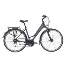 "Gepida ALBOIN 300 28"" 2020 női Trekking Kerékpár matt fekete"