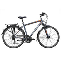 "Gepida ALBOIN 300 28"" 2020 férfi Trekking Kerékpár matt grafit"