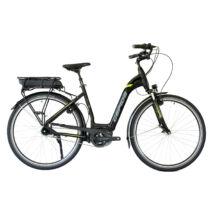 """Gepida REPTILA 1000 NEXUS 8C 28"""" női E-bike fekete-zöld"""
