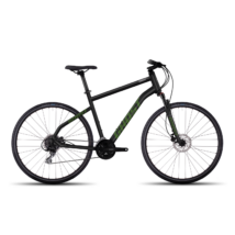"Ghost SQUARE CROSS 2 28"" 2017 férfi Cross Kerékpár"
