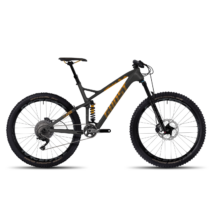 "Ghost SLAMR X 8 LC 27,5"" 2017 férfi Fully Mountain Bike"