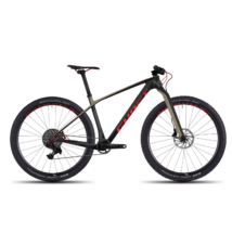 """Ghost LECTOR X 8 UC 29"""" 2017 Carbon Mountain Bike"""