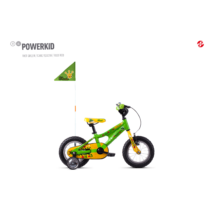 Ghost Powerkid Al 12 2019 Gyerek Kerékpár