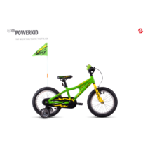 Ghost Powerkid 16 2018 Gyerek Kerékpár