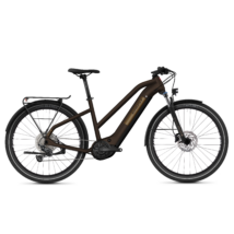 Ghost E-Square Trekking Advanced Y630 Ladies 2021 női E-bike