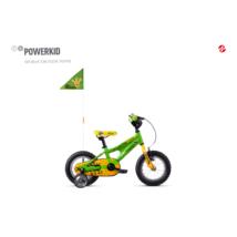 Ghost Powerkid 12 2021 Gyerek Kerékpár