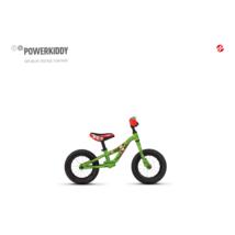 Ghost Powerkiddy 12 2021 Futókerékpár green